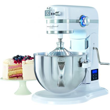 Mixer Electrolux Assistant Pro Kitchen EKM6100 cu lift, 1200W, bol 5.7 L