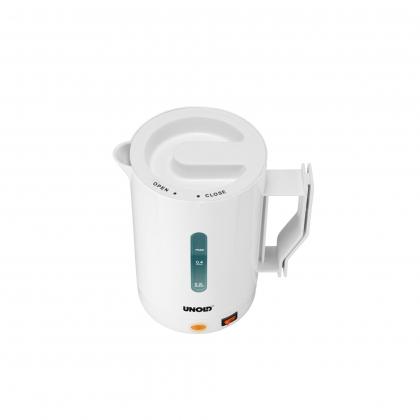 Fierbator de apa electric de voiaj Unold U8210, 1000W, 0.5 L