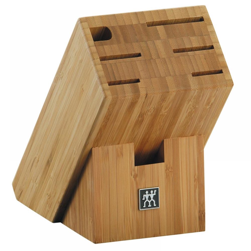 Suport din bambus pentru cutite Zwilling 35042400 24 x 19.5 cm