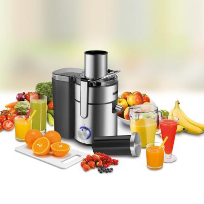 Storcator pentru fructe si legume Unold U78245, 800W, inox