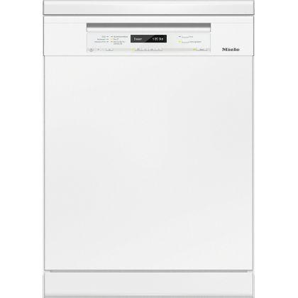 Masina de spalat vase partial incorporabila Miele G 6730 SCi BRWS, 60 cm, panou alb, 14 seturi, A+++-10%, 10 programe