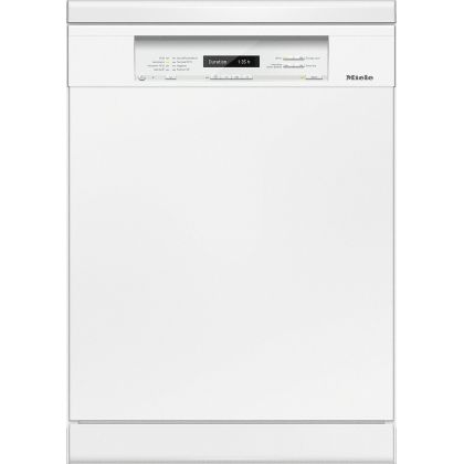 Masina de spalat vase partial incorporabila Miele G 4820 SCi BRWS, 45 cm, 9 seturi, A+++, 7 programe, panou alb