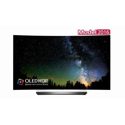 televizor oled curbat lg 65c6v 65 inch 165 cm 4k udh smart 3d wifi pentru acasa. Black Bedroom Furniture Sets. Home Design Ideas