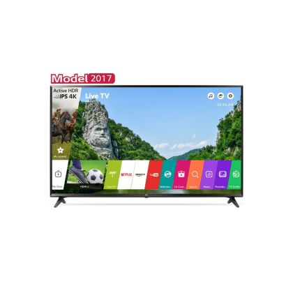 Televizor LED LG 49UJ6307, 49 inch / 124 cm, IPS 4K Ultra HD, Smart TV, Web OS 3.5