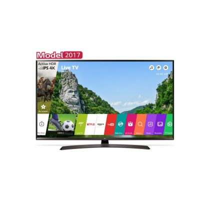 Televizor LED LG 49UJ634V, 49 inch / 124 cm, IPS 4K Ultra HD, Smart TV, Web OS 3.5