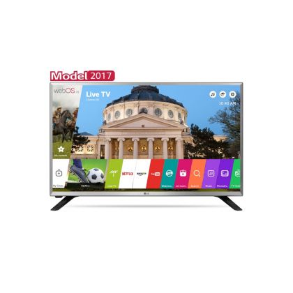 Televizor LED LG 32LJ590U, 32 inch / 82 cm, HD Ready, Smart TV