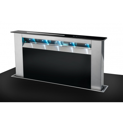 Hota incorporabila in blat Pyramis Suprema DownDraft KA5001, 87 cm