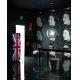 Frigider retro Smeg FAB28RUJ1, Union Jack, clasa A++