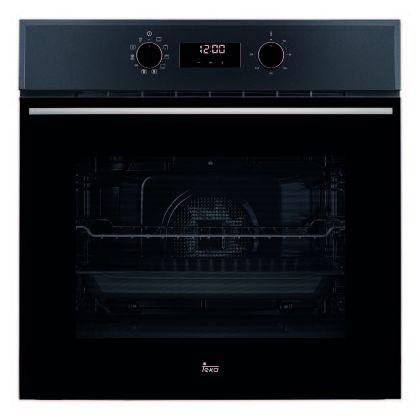 Cuptor incorporabil electric Teka HSB 630 Black, HydroClean