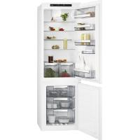 Combina frigorifica incorporabila No Frost AEG SCE81816TS, A+