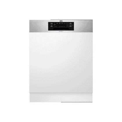 Masina de spalat vase partial incorporabila AEG FEE62700PM, 60 cm, 6 programe, 15 seturi, inverter, A++
