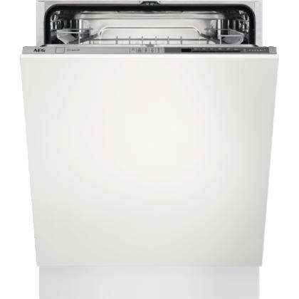 Masina de spalat vase complet incorporabila AEG FSE53600Z, 60 cm, inverter, 5 programe, A+++