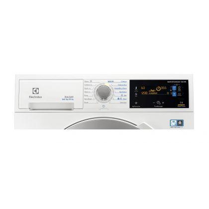 Masina de spalat rufe cu uscator Electrolux Dual Care EWW1607SWD, 10+6 kg, inverter cu magnet permanent