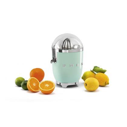Storcator citrice Smeg CJF01PGEU, retro, verde