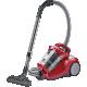Aspirator fara sac Electrolux ECC41WR, 800 W, rosu