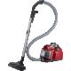 Aspirator fara sac Electrolux ESPC72RR, 750 W, rosu, Silence Pro System