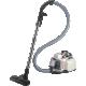 Aspirator fara sac Electrolux ESPC74SW, 750 W, alb galbui, Silence Pro System