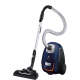 Aspirator cu sac Electrolux EUS8X2DB, 600 W, albastru, Silent Air Technology