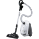 Aspirator cu sac Electrolux UltraSilencer™ EUS8ALRGY, 750 W, alb, display digital