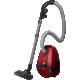 Aspirator cu sac Electrolux ESP73RR, 650 W, rosu