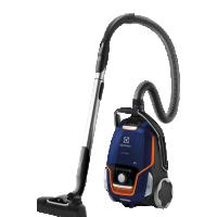 Aspirator cu sac Electrolux UltraOne EUO93DB, 850 W, albastru, perie FlowMotion Silent