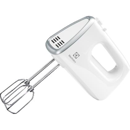 Mixer de mana Electrolux EHM3300, 450 W, alb