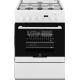 Aragaz mixt Electrolux EKK64582OW, 60 cm, alb