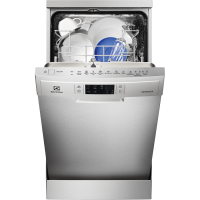 Masina de spalat vase Electrolux ESF4661ROX, 45 cm, inox, 6 programe, inverter