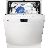 Masina de spalat vase Electrolux ESF5512LOW, 60 cm, alba, 6 programe, inverter