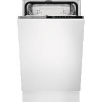 Masina de spalat vase complet incorporabila Electrolux ESL4510LO, 45 cm, 5 programe, inverter, indicator luminos