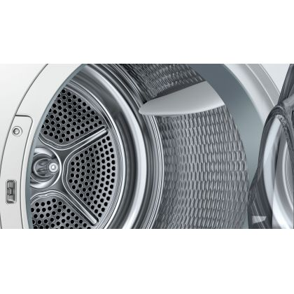 Uscator de rufe Bosch WTW85551BY, 9 Kg, A++, Condensare si pompa de caldura