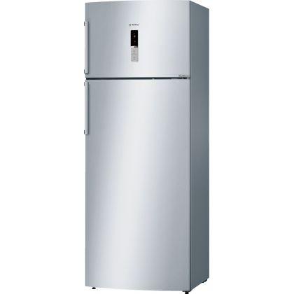 Frigider cu 2 usi Bosch KDN56AI22, 466 litri, A+, 70cm, NoFrost, Inox