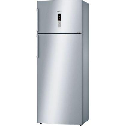 Frigider cu 2 usi Bosch KDN46AI22, 366 litri, A+, 70cm, NoFrost, Inox