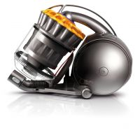Aspirator fara sac Dyson Ball Multifloor, 600 W, galben