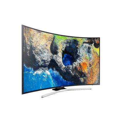 Televizor LED curbat Samsung 49MU6202, 49 inch / 123 cm, Ultra HD, Smart TV, WiFi