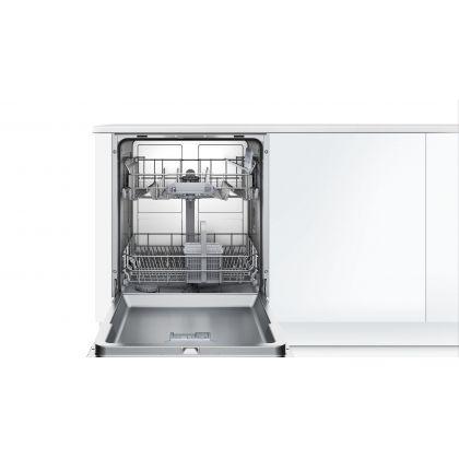 Masina de spalat vase complet incorporabila Bosch SMV24AX01E, 60 cm, A+, 12 seturi, EcoSilence Drive, Active Water