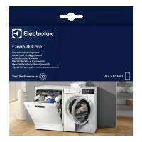 Solutie anticalcar si degresant pentru masini de spalat vase si rufe Electrolux E6WMDW06