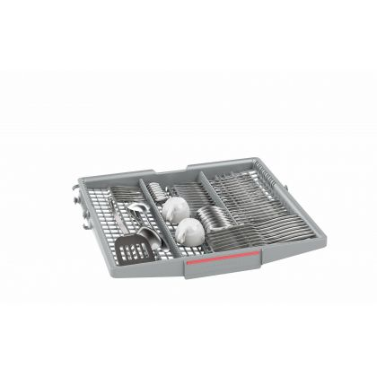 Masina de spalat vase complet incorporabila Bosch SMV68MD02E, 60 cm, A++, 14 seturi, EcoSilence Drive, Open Assist