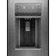 Frigider Side by Side cu 4 usi AEG RMB96716CX, No Frost, 90 cm, inox, A+, dozator apa
