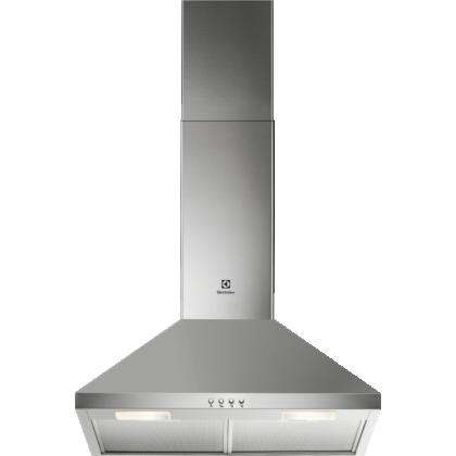 Hota semineu Electrolux LFC316X, 60 cm, inox