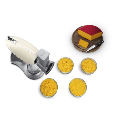 Accesoriu 4 razatori pentru mixer Smeg SMSG01
