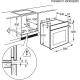 Cuptor incorporabil electric Zanussi ZOB35701XU, 60 cm, inox