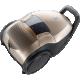 Aspirator cu sac Electrolux PD91-8SSM, 460 W, A++, maro, telecomanda pe maner, afisaj digital