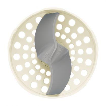 Mixer vertical Smeg HBF02CREU, crem, 700 W