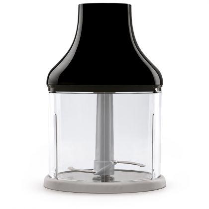 Mixer vertical Smeg HBF02BLEU, negru, 700 W