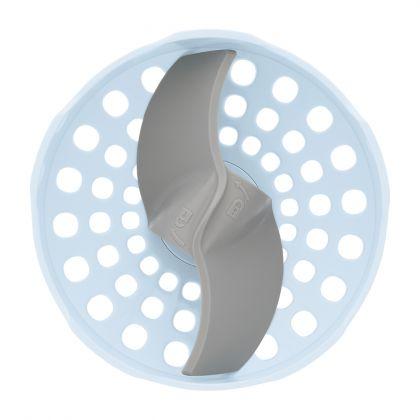Mixer vertical Smeg HBF02PBEU, albastru, 700 W