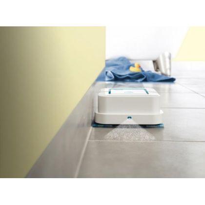 Mop robot iROBOT Braava jet 240, iAdapt 2.0, 3 moduri de curatare, aplicatie iROBOT Home