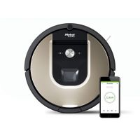 Aspirator inteligent iROBOT Roomba 966, acumulator Li-ion, Antitangle, navigatie iAdapt 2.0, aplicatie iRobot Home, 185 m2