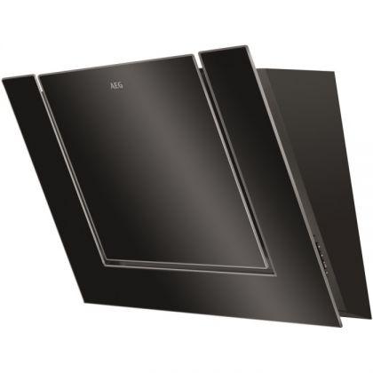 Hota de perete AEG DVB4850B, 80 cm, neagra
