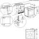 Cuptor incorporabil electric Electrolux EOB43450OX, inox, 9 functii, ghidaj telescopic
